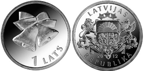 Latvia Christmas Bells