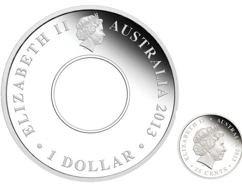 Perth Mint Celebrates 200th Anniversary Of The Holey