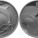 2012 Israel Coral Reef, Eilat Gold and Silver Coins