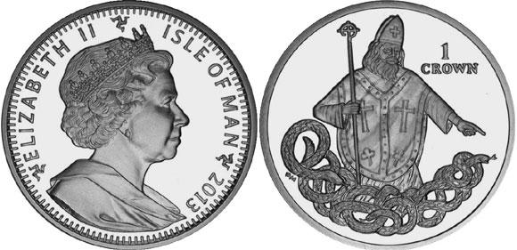 Saint Patrick Coin