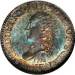 1792 Half Disme Graded NGC MS 68 Realizes $1,145,625
