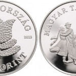 Hungarian Cultural Heritage Featured on New Coin