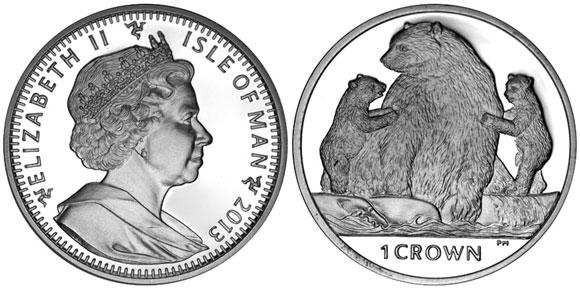 Kermode Bear Coin