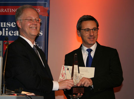 Monnaie De Paris Coin of the Year Award