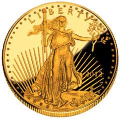 Proof Gold Eagle