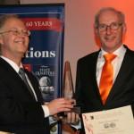 Royal Dutch Mint Takes Top Prize at 2013 COTY Awards
