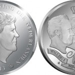 "Netherlands ""Four Kings"" Medal for King Willem-Alexander"