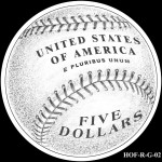 CCAC Reviews 2014 National Baseball Hall of Fame Commemorative Coin Reverse Designs