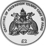 New Coat of Arms Granted for Ascension Island