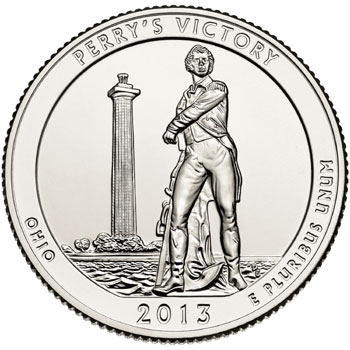 Perry's Victory Quarter