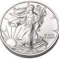 2012-W Silver Eagle
