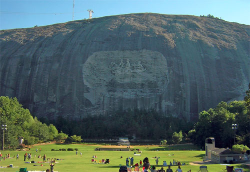 Stone Mountain Memorial