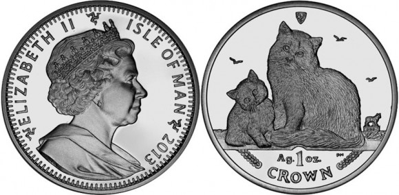 Cat Crown Coin