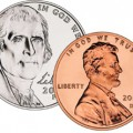 Cent and nickel