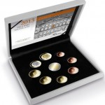 Final Proof Set of Queen Beatrix Coins Issued