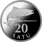 Latvia Celebrates 20th Anniversary of Restored Lats Currency