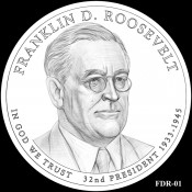 CFA Reviews Designs for 2014 Presidential Dollars