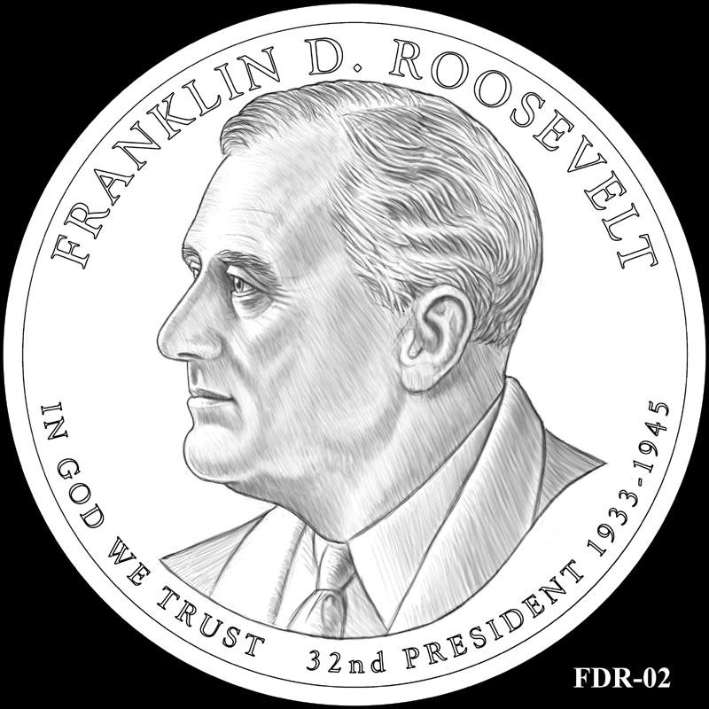 CFA Reviews Designs for 2014 Presidential Dollars