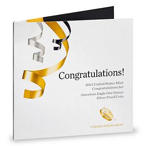 2013 Congratulations Set