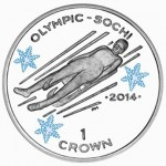 Winter Olympics and Sochi 2014 Featured On New Coin Set