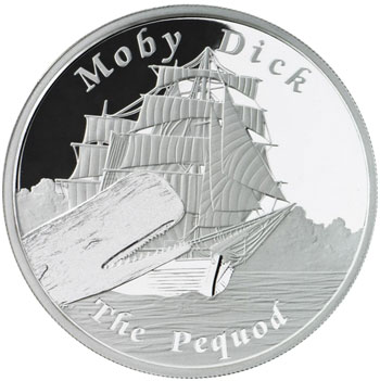 Pequod Silver Coin