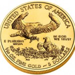 one-tenth ounce Gold Eagle