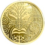 Gold and Silver Coins Highlight Exquisite Native Maori Art