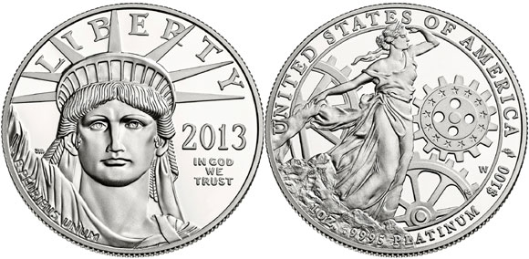 2013 Platinum Eagle