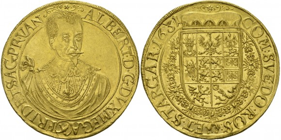 Wallenstein 10 Ducat