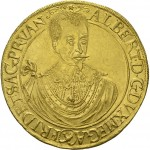 Albrecht von Wallenstein 10 Ducat Piece Estimated at 150,000 Euros