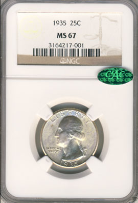 NGC Graded Coin
