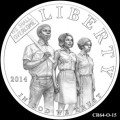 2014 Civil Rights Act of 1964 Silver Dollar recommendation