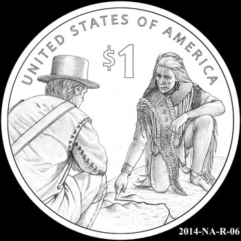 2014 Native American Dollar recommendation CFA