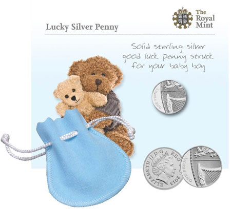 Lucky Silver Peny
