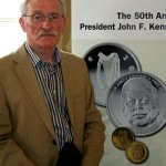 Exclusive Interview with Tom Fitzgerald, Designer of Ireland's 2013 John F. Kennedy Gold and Silver Coins