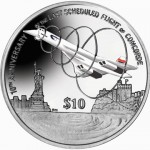 Coins Mark 10th Anniversary of the Last Flight of the Concorde