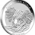 2014 Silver Koala