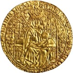 Henry VII Gold Sovereign, Type 1, Cross Fitchée Realizes $499,375