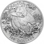 Royal Canadian Mint Offers Second $100 for $100 Silver Coin