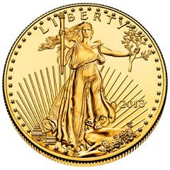 2013 Gold Eagle