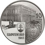 Silver Coin Celebrates 150th Anniversary of Matica Slovenská Cultural Association