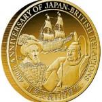 "Marking Four Centuries of Far East Trade, ""JAPAN 400"""