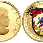 Royal Canadian Mint Launches Superman 75th Anniversary Gold and Silver Coins