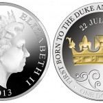 New Zealand Coin Celebrates the Birth of HRH Prince George of Cambridge