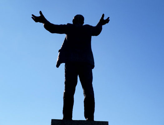 Jim Larkin statue