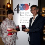 "East India Company Takes Lead in ""JAPAN 400"" Celebration with Anniversary Coins"