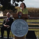 Fort McHenry National Monument and Historic Shrine Quarter Launch Ceremony