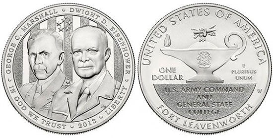 Commemorative Silver Dollar