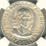 1934 Maryland Tercentenary Half Dollar