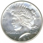 Key Date Peace Silver Dollars
